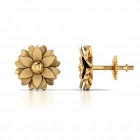 Camellias Earring