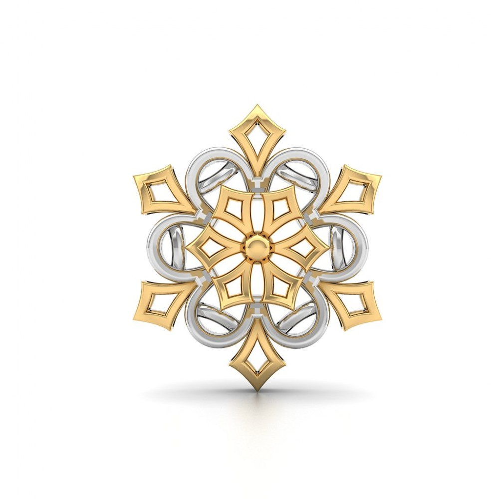 Carlene Gold Studs