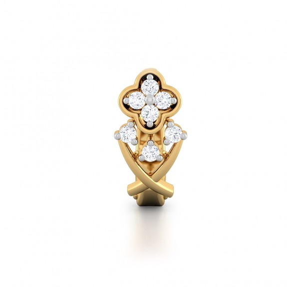 Raina Diamond Clip