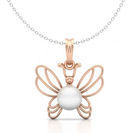 Papillion Pearl Pendant