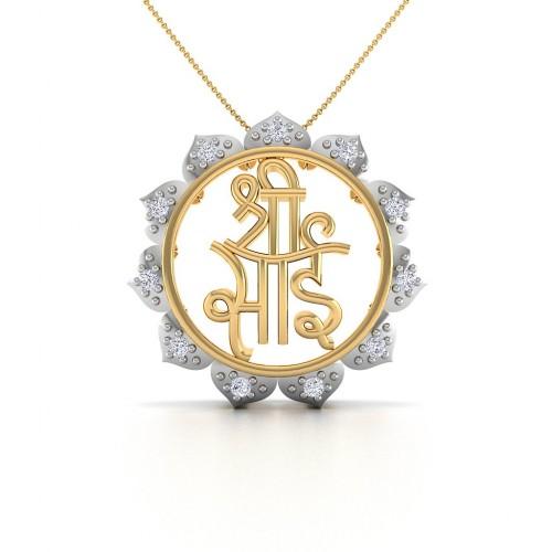 Sai Chakra Pendant