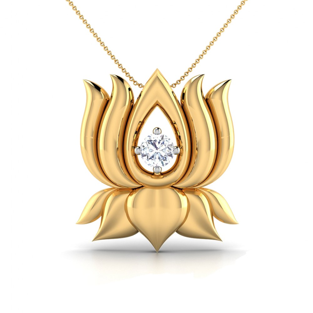 Shri Lakshmi Pendant