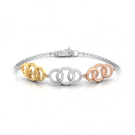 Link Gold Bracelet