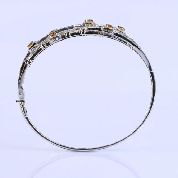 Austere Swan Bracelet