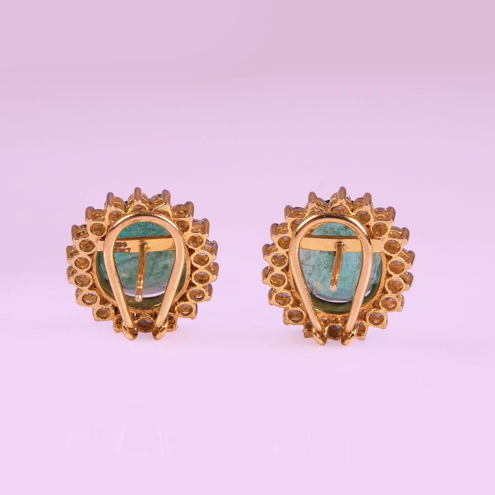 Idle Flame Earrings