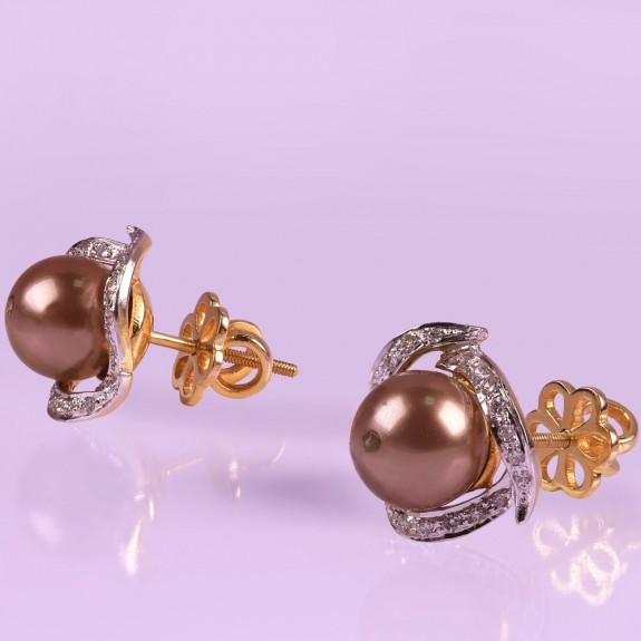 Garnet Wish Earrings