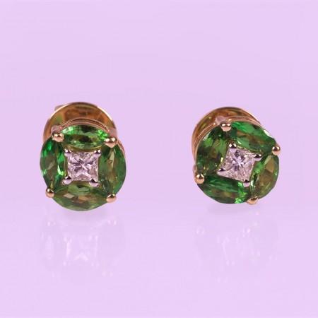 Sapphire Globe Tops