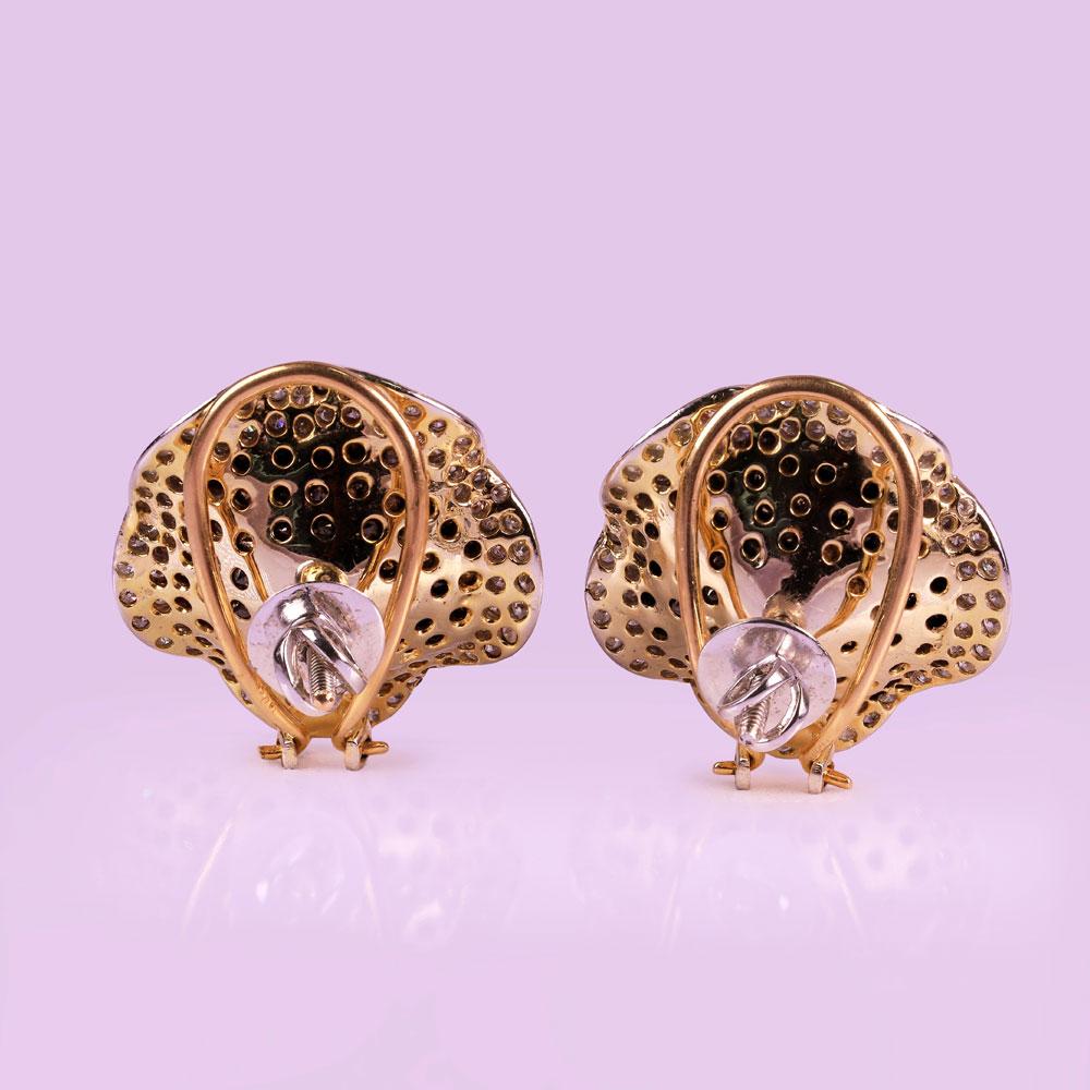 Diligent Spark Earrings