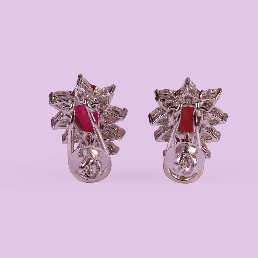 Happy Rock Earrings