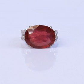 Statement gemstone