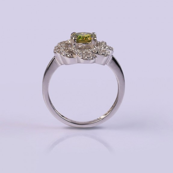 Ancient Leaf Ring