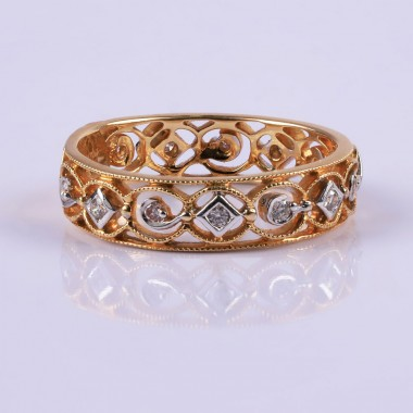 Regal ringband