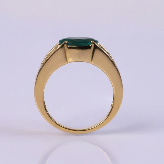 Vintage Emerald Ring