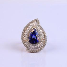 Vintage Tanzanite Ring
