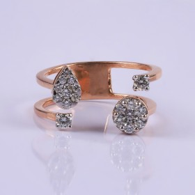 Cocktail Diamond Ring