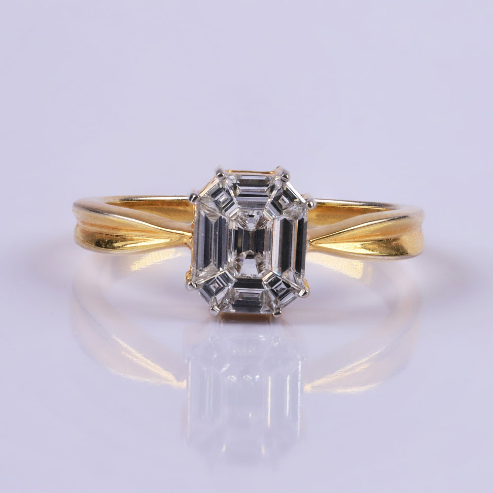 Suave Lady Ring