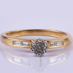 Wedding blessing ring