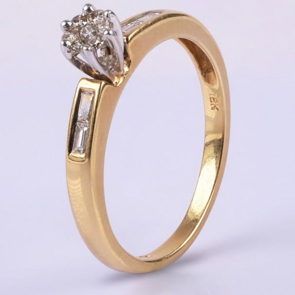 Wedding blessing ring