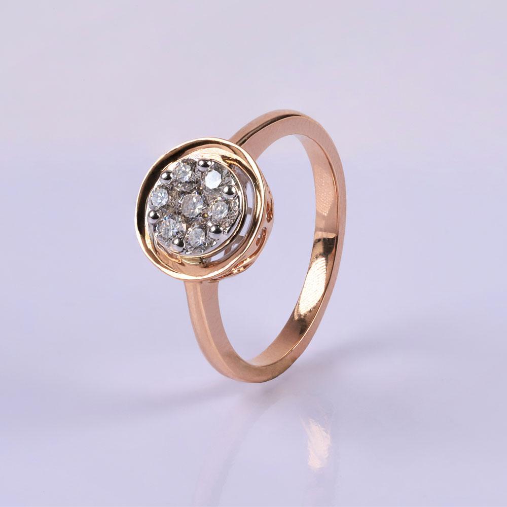 Brilliant Trinket Ring